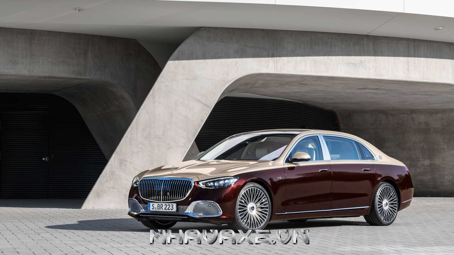 Mercedes - Maybach S 650
